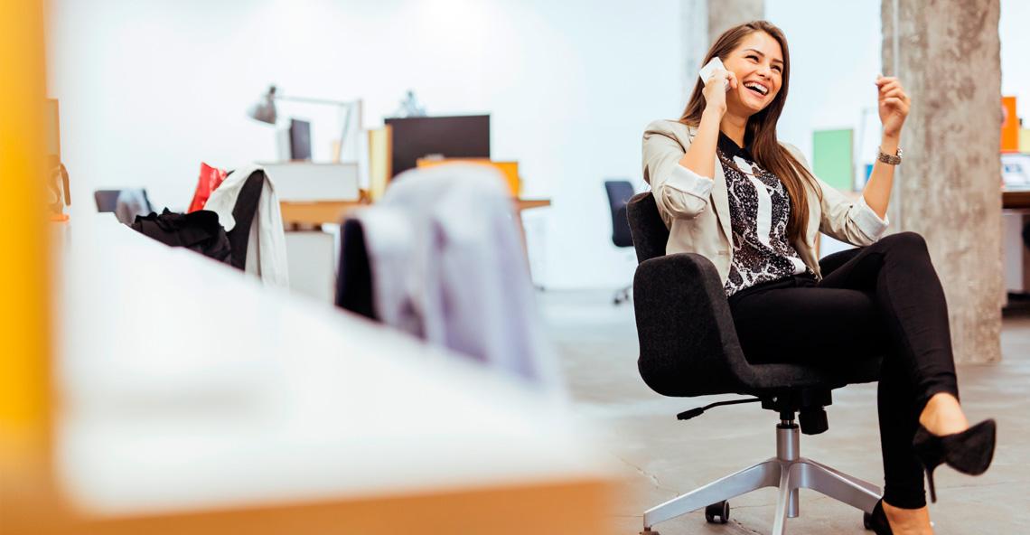 Cómo elegir las sillas ergonómicas adecuadas para oficina
